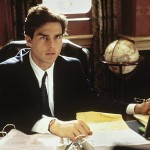 "Tom Cruise w filmie ""Firma"" (1993)"